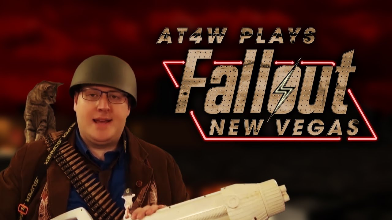 Fallout: New Vegas, Part 25: Muggy's Christmas Miracle - Livestreams