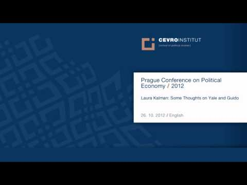 Prague Conference on Political Economy (PCPE) 2012 / Laura K