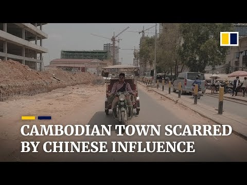 Cambodian Town Of Sihanoukville Scarred By Chinese Influence