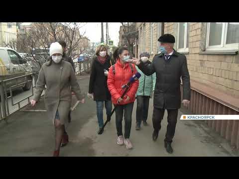 Мэрия Красноярска устроила рейд и проверила, как работают магазины