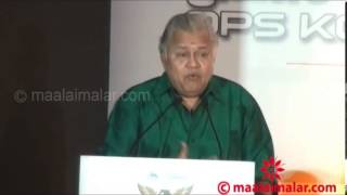 Cinema Videos - Ops Kossa Dappa 3 Malaysian Tamil Movie Launch
