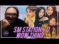 "Producer Reacts To SM Station X 0 - Seulgi X SinB X Chungha X Soyeon ""Wow Thing"""