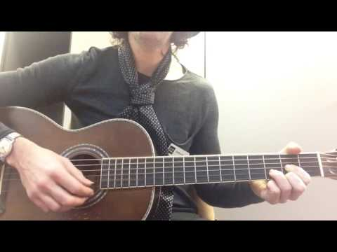 Lost Highway-Hank Williams (Strumming Pattern)