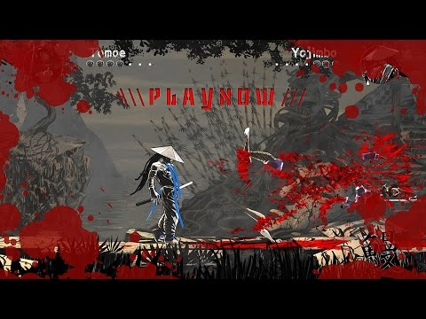 PlayNow: Slice, Dice and Rice | PC Gameplay (Indie Fighting Game Inspired by Bushido Blade)