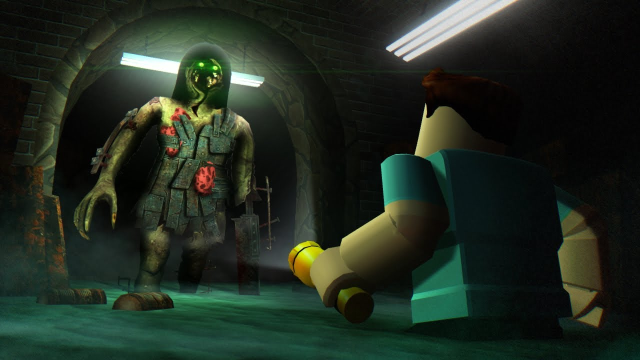 I Found The Scariest Roblox Game Youtube
