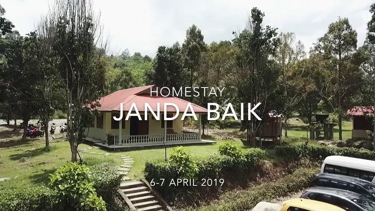 Janda Baik Homestay Youtube