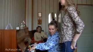 Урок вокала (консультация)ч.1-я.Упражнения-распевки на включение голосового аппарата