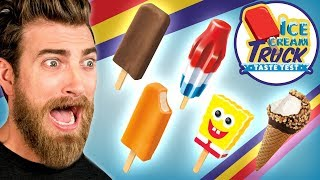 Ice Cream Truck Taste Test: Round 1 Video