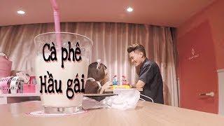Vlog 105: Trải Nghiệm Maid Cafe ở Akihabara Nhật Bản | DEGO TV