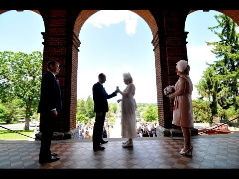 Italian American Wedding at the Washington County Courthouse, Stillwater, MN