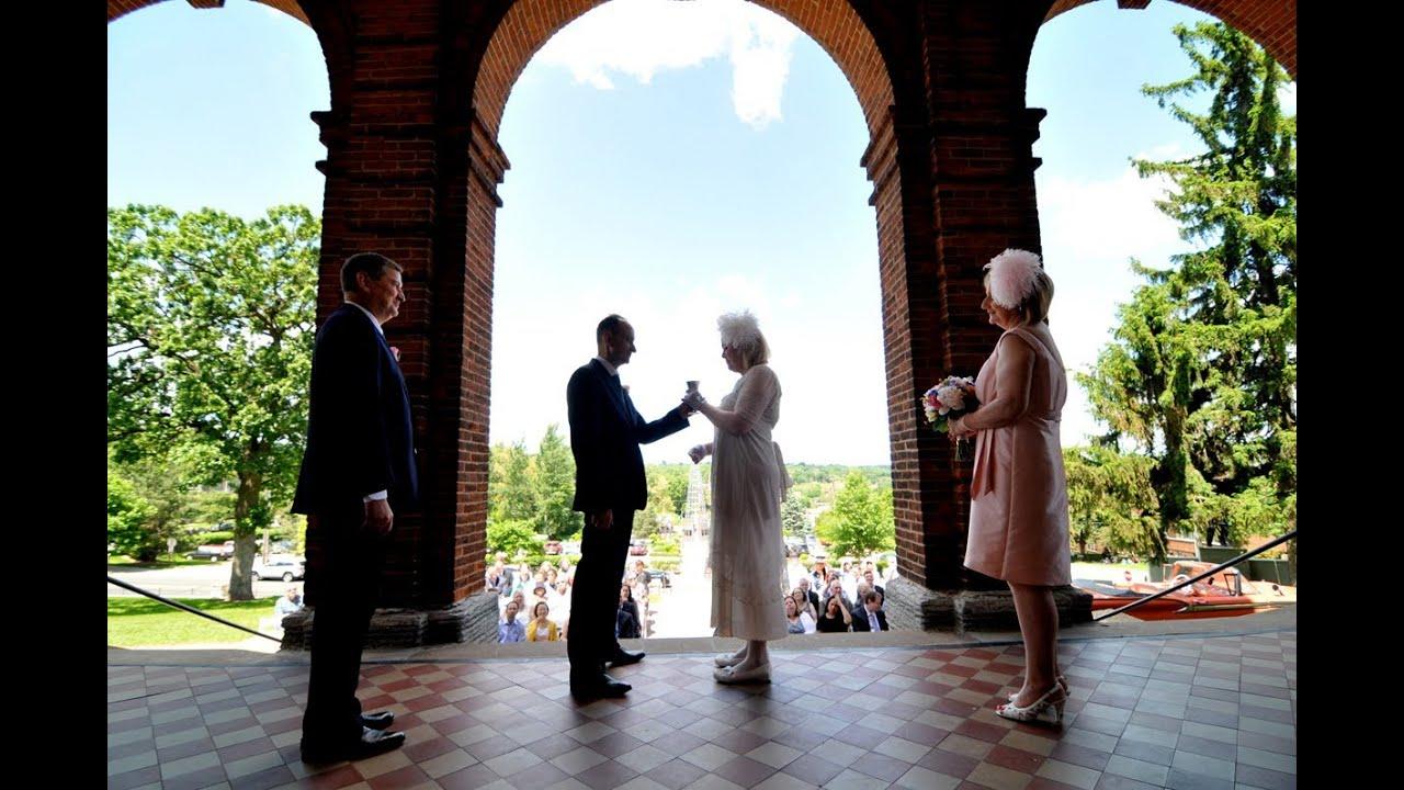 Washington county courthouse wedding