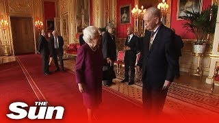 Queen Elizabeth Shows Her Delight At Her Eighth Great-grandchild After The Birth Of Royal Baby