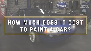 How Much Does It Cost Paint Car Kevin Tetz Professional Paint Jobs
