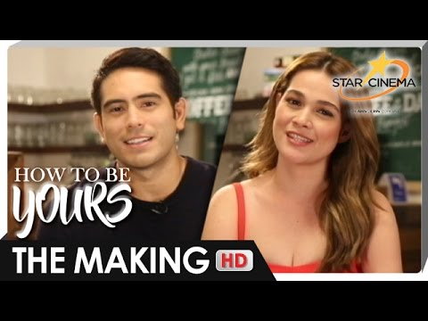 The Making of 'How To Be Yours' | Gerald Anderson and Bea Alonzo