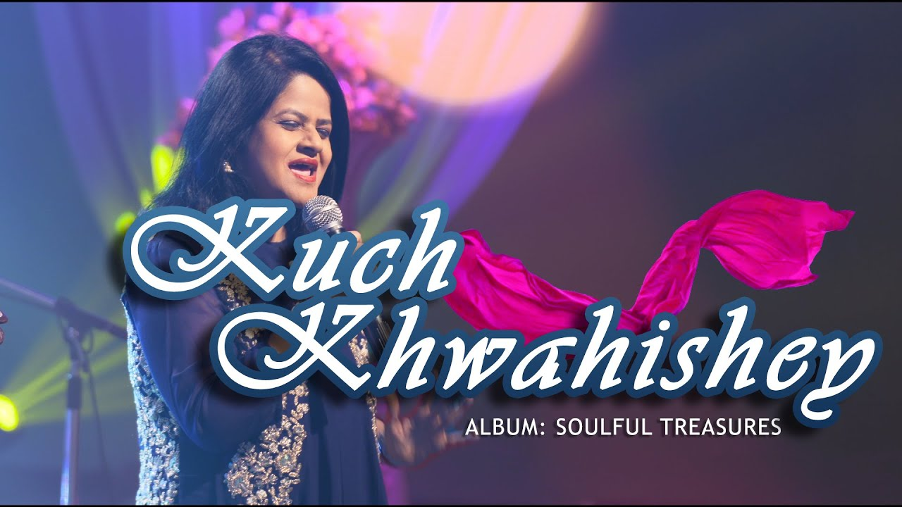 Music Studio : Kuch Khwahishey Video Song - Nandini Roy - Sad Romantic Song 2021 - Hindi Song