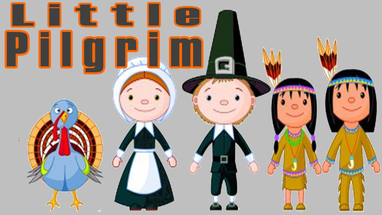 Thanksgiving Songs For Children Little Pilgrim Kids