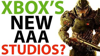 Xbox To Buy MULTIPLE AAA Studios? | Even More Games For The Xbox Series X | Xbox News