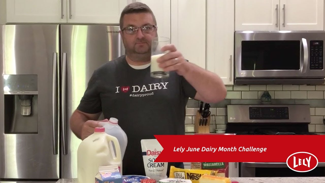 Lely June Dairy Month Challenge