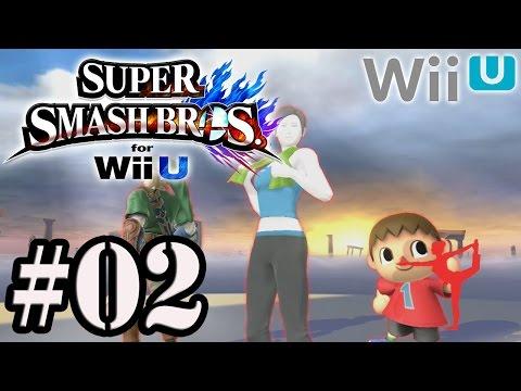 Let's Play: Super Smash Bros for Wii U - Parte 2