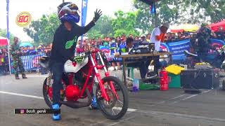 Video FINAL KELAS JAMBRET DRAGBIKE PANGKAL PINANG 2017 download MP3, 3GP, MP4, WEBM, AVI, FLV November 2017
