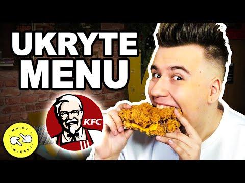 Spróbowaliśmy UKRYTEGO Menu KFC
