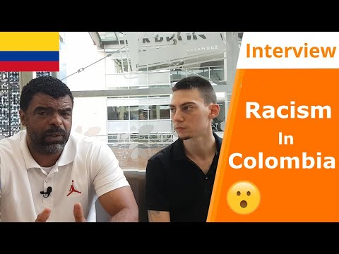 Being Black In Colombia | Does Racism In Colombia Even Exist? | Expat Interview Ep. 5