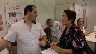 Клиника профессора Юцковской на Форуме-выставке 50 Плюс