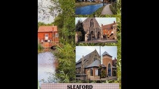 Sleaford Pictures 1978 and 2008 Thumbnail