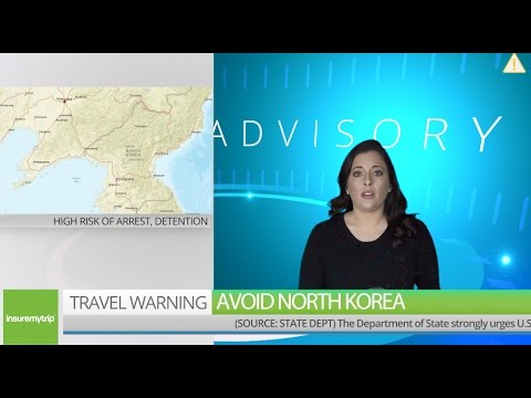North Korea Travel Warning Doovi