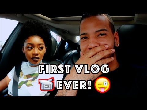 OUR FIRST VLOG EVER 🙌🏾 | CAR SHOPPING🚗 | MAKING OUR  YOUTUBE ACCOUNT