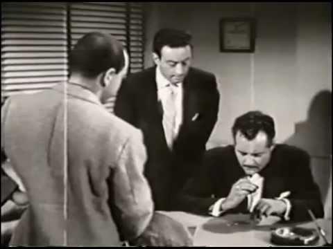 Dance Hall Racket (1954, Lenny Bruce, Timothy Farrell, D - Phil Tucker)