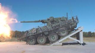 Мегамашины - Бронетранспортёр Stryker