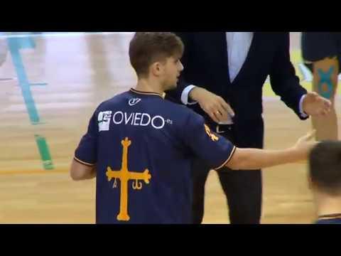 VINX LIVE: Unión Financiera Oviedo Baloncesto - Melilla Baloncesto
