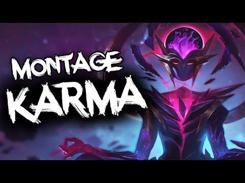 Karma Montage | Best Karma Plays Compilation | League of Legends | 2019 | Season 9