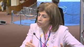 Avrupa Konseyi Parlamenterler Meclisi Yeni Başkanı Güney Kıbrsılı Rum Stella Kyriakides Oldu