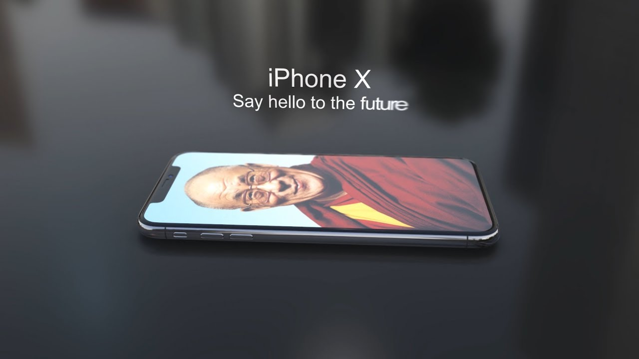 Dalai Lama On Iphone X Ads 4k Youtube