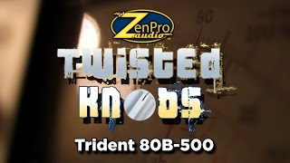 Trident Audio 80B-500 Equalizer @ ZenProAudio.com