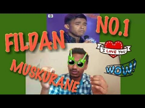 Fildan Muskurane Indian Reaction  (D'Academy 4 Top 15 Show Group 3)
