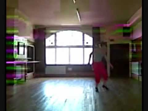 Audition Video for Rose Metcalf - Tap Dance 1 (June 2008).