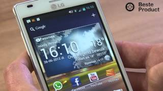 LG Optimus 4X HD / Review (BesteProduct)