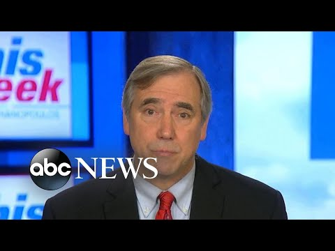 Sen. Jeff Merkley: 'We're absolutely willing to fund border security,' but not a wall