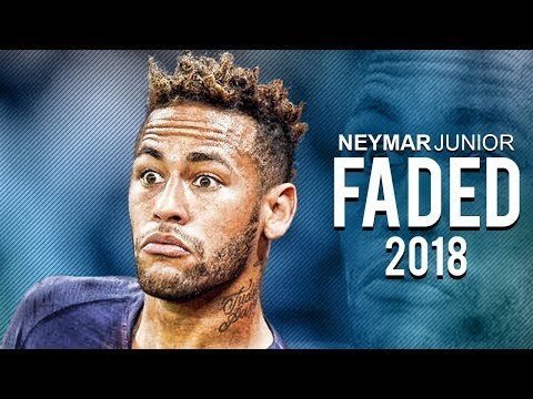 Neymar Jr ● Alan Walker - Faded ● Skills, Assists & Goals | HD