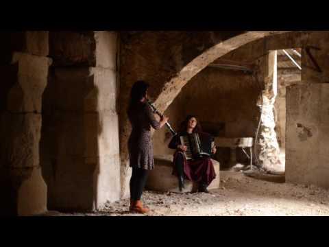Les Oreilles d'Aman en Duo : klezmer incongru (enregistrement live)