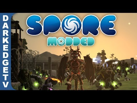 LP Modded Spore - Grox Infestation and Spoffit Rampage! [S1E08]