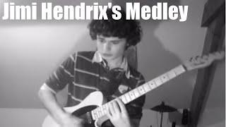 MattRach - Jimi Hendrix
