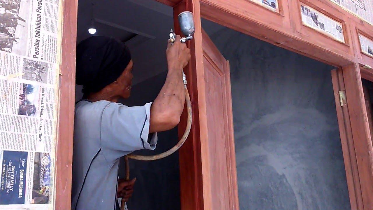 Mewarnai Gambar Jendela Rumah GAMBAR MEWARNAI HD