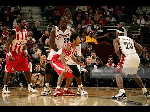 Olympiacos @ Cleveland Cavaliers 2009 NBA Preseason Game FULL GAME English