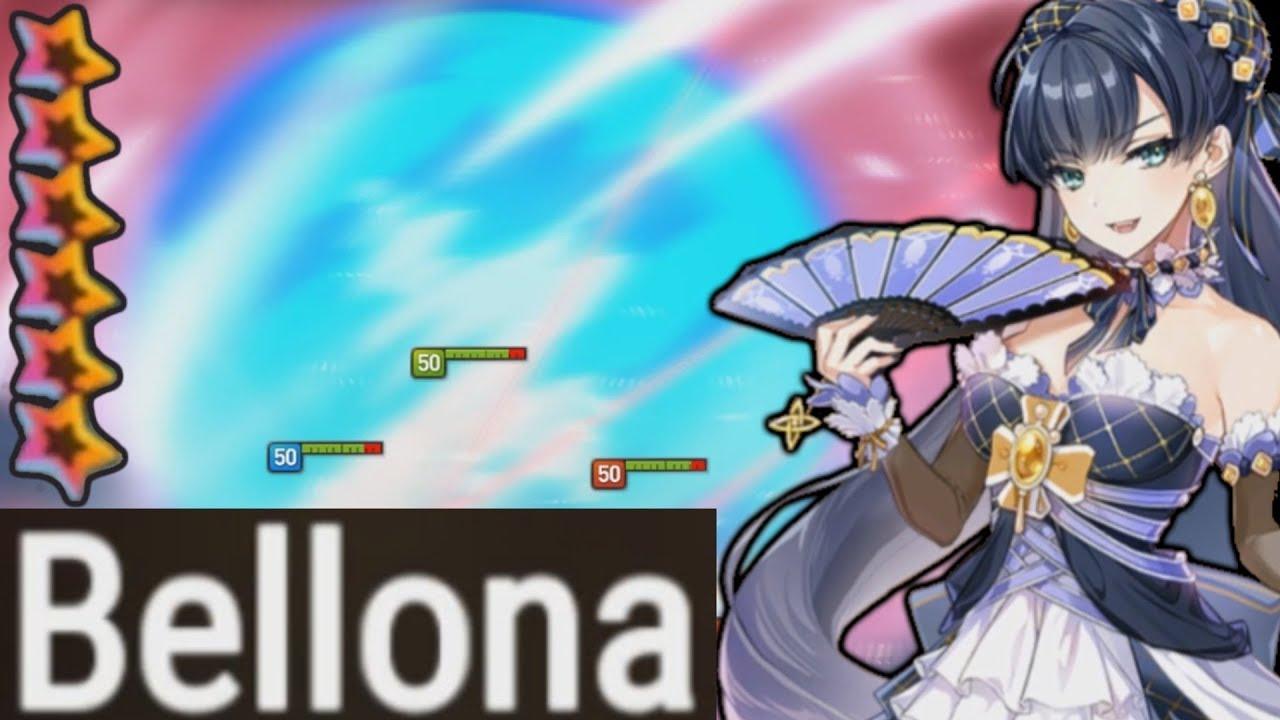 Bellona Raised Epic Seven Best Aoe Defense Breaker Youtube