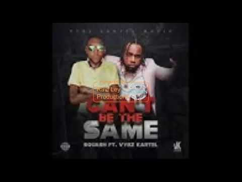 Vybz Kartel Ft Squash - Can't Be The Same ( Clean )