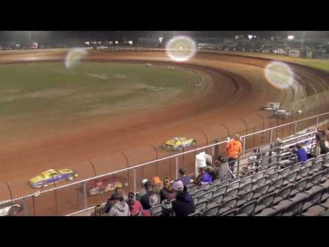 4/21/18 Mack10 Superstreet heat race @ Golden Isles Speedway